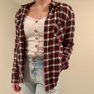 A&F Cozy Flannel